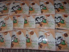 Netherlands - baby set 1999/2013 first euro cent - complete series of in total 15 sets