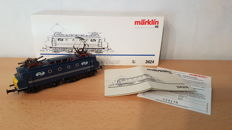 Marklin H0 - 3424 - Electric locomotive 1100 ''Botsneus - Blunt-nosed'' of the NS