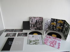 The Rolling Stones Exile on Main St deluxe box set - 2 LP +2 CD + DVD + Book + Postcards