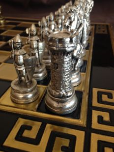 Chess Kings vs. Kings