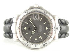 TAG Heuer — Professional 6000 Series — WH-5112 — Men — 1999