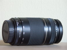Canon EF 75-300 mm. 1:4-5.6 II ultrasonic