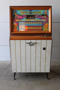 BALLY Super Jumbo Slot machine