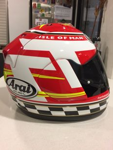 Arai - Isle of Man - size S.