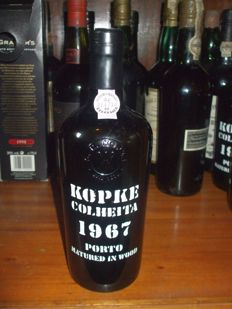 1967 Colheita Port Kopke - bottled in 2017