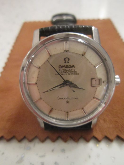 Omega - constellation - Heren - 1960-1969
