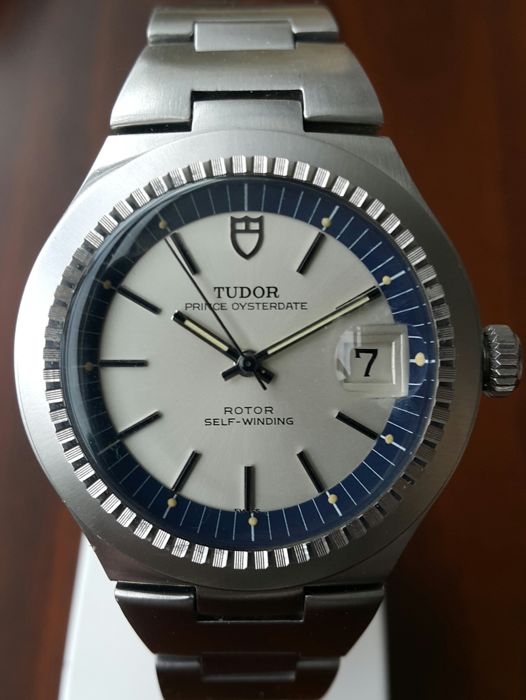 TUDOR PRINCE OYSTERDATE ROTOR SELF WINDING MEN'S WRISTWATCH, 1974