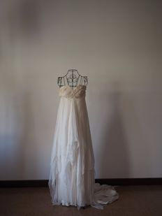 Danilo Fedrighi - Haute Couture Evening Gown - Made in Italy - No reserve price