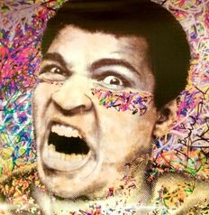 Mr Brainwash - The Greatest - Muhammad Ali