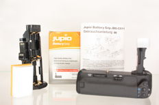 Jupio battery grip for EOS 70D in original packaging (2661)