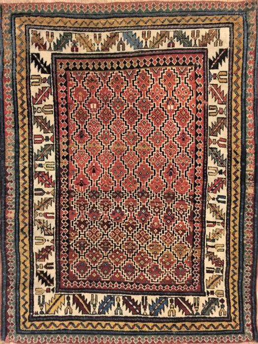 Antique Shirvan Kuba, 142 x 108 cm