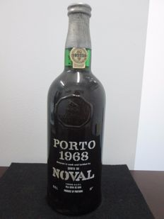 1968 Colheita Port - Quinta do Noval - bottled in 1985