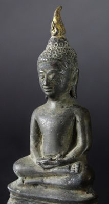Meditation Buddha - Thailand -  18th century