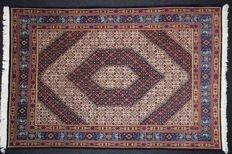 Superb MOUD carpet, Iran, 20th century, hand-knotted, 312 x 210 cm