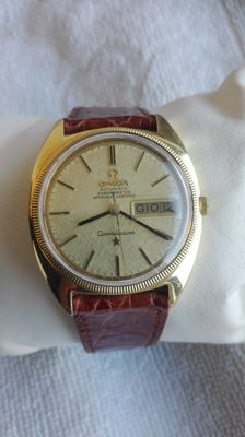 Omega Constellation Cosc day date