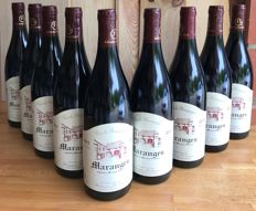 2013 Maranges, JC Guyaux - 9 bottles