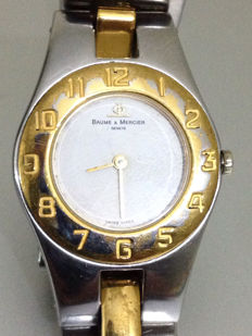 Baume & Mercier - Women's line from circa 2000 - Low Reserve Price