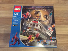 Spider-Man - 4855 - Spider-Man's Train Rescue