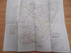 The Nigeria Handbook: containing Statistical and General Information respecting the Colony and Protectorate - 1933