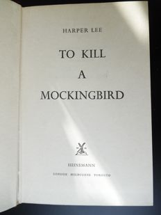 Harper Lee - To kill a mockingbird - 1960