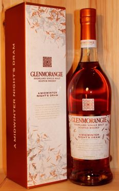 "Glenmorangie ""A Midwinter Night's Dram"", 2017 Edition, Highland Single Malt Whisky, 70сl, 43% vol."