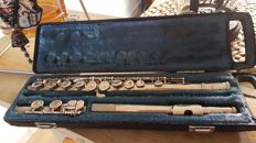 Yamaha YFL-21S flute in original box - vintage / collection