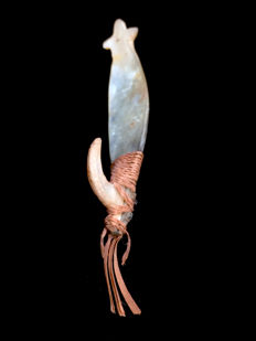 Tribal Fish Hook - MAROVO LAGOON - Solomonn Islands