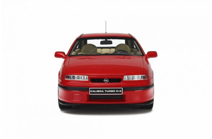 otto mobile scale 1 18 opel calibra turbo 4x4 1996 red catawiki. Black Bedroom Furniture Sets. Home Design Ideas