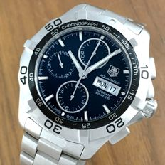 Tag Heuer Aquaracer Day Date Automatic Chronograph - Men's Watch