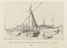 Scheepvaart; Van de Velde Drawings. A catalogue of drawings in the National Maritime Museum, made by the elder and the younger Willem van de Velde-1958