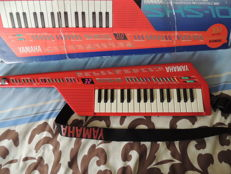 Vintage Yamaha Keytar SHS - 10 - In very good condition with box manual - keyboard