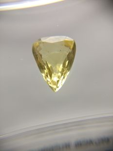 Chrysoberyl Yellow 1.11 ct    No Reserve Price
