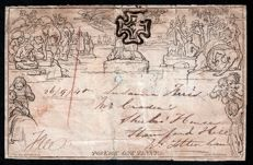 Great Britain - a collection of postal history 1840s/1960s