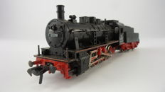 Fleischmann H0-1351 - steam locomotive with tender BR 55 of the DB