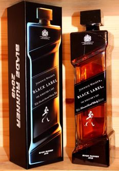 Johnnie Walker Blade Runner 2049 Director's Cut Limited Edition, 700ml, 49%vol.