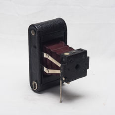 KODAK folding Pocket 1A - red bellows