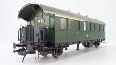 Gauge 0 - Lenz - 41110 - 'Blunderbuss' 1st/2nd class carriage of the DB, with interior lighting