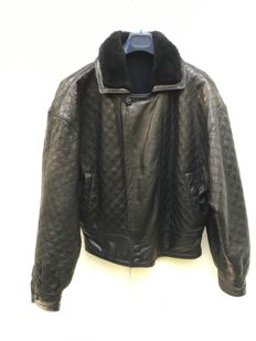 Gianni Versace - Vintage leather jacket
