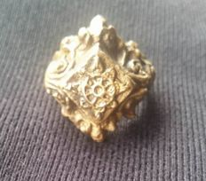Hand Made Sundanesse Ring - beginning of XXI - Java Island/Indonesia
