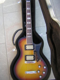 Zerosette electric guitar - Goya - Italy - 1967