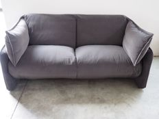 Luca Nichetto for Cassina – 2-seater sofa – La Mise 380