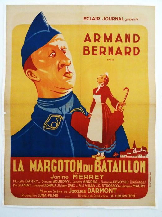 Anonymous - La Margoton du Bataillon - 1933