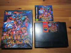 SKN Neo Geo AES Double Dragon original