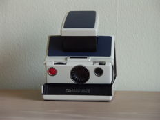 Polaroid SX-70 model II ivory, 1978