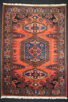 Superb VISS carpet, IRAN, 20th, Hand-knotted, 307 x 212