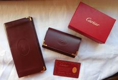 Cartier Wallet & Key Case