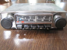 Blaupunkt Bremen model 7639100 for Porsche - Mercedes - BMW - Audi