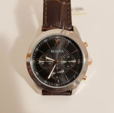Bulova  	98A142 – men's wristwatch – 2017