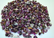 Large Natural Ruby Lot  - 410g  - 2050ct