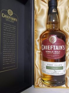 Port Ellen 26 years old 1982 Chieftain's